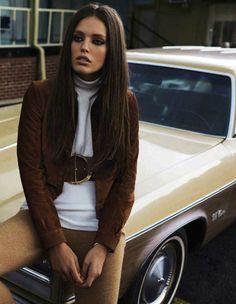 """""""Motel of Love"""" Emily DiDonato for Glamour Spain September 2015"""