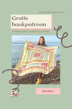 Haakpatroon voor de schitterende Picknick op het Strand deken van Coastal Crochet, gratis beschikbaar en als advertentievrije PDF. Dit patroon bestaat uit veel verschillende technieken, waardoor het lekker afwisselend is. Het haakpatroon bevat vele foto's en video's, waardoor het ook voor de avontuurlijke beginner geschikt is. Bezoek de website voor dit gratis haakpatroon en nog meer dan duizend andere haakpatronen voor dekens, decoratie, knuffels, kleding en nog veel meer!