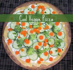 cool veggie pizza