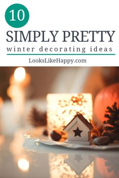 10 Winter Decor Idea