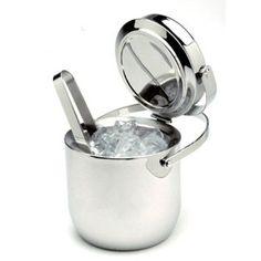 Norpro 1-6/10-Quart Double Walled Ice Bucket: Amazon.com: Kitchen & Dining