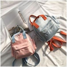 New Small Bag Fashion Girl Slung Shoulder Bag Wild Mini Backpack is designer, see other cute bags on NewChic. Fashion Bags, Fashion Backpack, Girl Fashion, Louis Vuitton Crossbody, Crossbody Bag, Mini Backpack, Backpack Bags, Cute Backpacks, Cute Bags