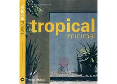 Richard Powers:  Tropical Minimal by Danielle Miller
