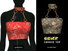 Roli Cannoli CC Findz Corner — grafity-cc: New public releases of the week. Sims Four, Sims 4 Mm, My Sims, Sims 4 Mods Clothes, Sims 4 Clothing, Female Clothing, Cc Top, Sims 4 Black Hair, The Sims 4 Cabelos