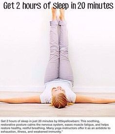 """Yoga pose for muscle fatigue and preventing exhaustion. """"This soothing, restorative posture calms the nervous system, eases muscle fatigue, and helps restore healthy, restful breathing."""" (Wonder if this works. Le Pilates, Pilates Workout, Hiit, Workouts, Workout Exercises, Fitness Exercises, Boxing Workout, Workout Routines, Health And Beauty"""