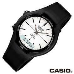 Casio Watch Dual Time Brand New 100% Authentic Analog Casual AW90H-7E AW90H-7EV #Casio #Casual