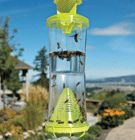 The WHY Insect Trap is proven to catch 21 species of flying, stinging insects. Buy 2 & Save!