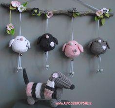 Inspirationenwillewopsie: Nog meer vogeltjes...
