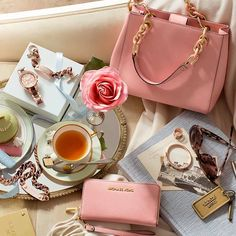 PINK & PASTEL VIDEO BY MICHAEL KORS