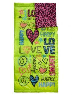 justice+sleeping+bag | Justice - Cheetah Sleeping Bag & Duffle Set customer reviews - product ...