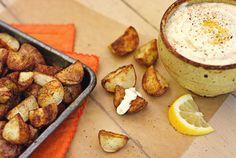 cumin roasted potatoes