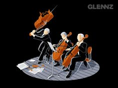 great T-shirt.  Because classical musicians can be badass.