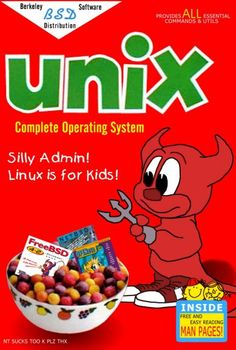 linux is for kids