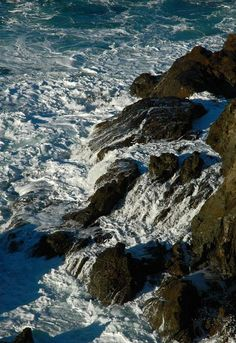 Pacific Coast, Northern California / Kathleen Banks - Pixdaus