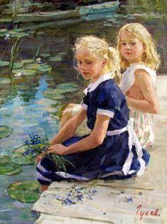 .Girl friends- Vladimir Gusev ( 1957)