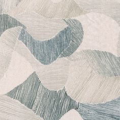 Nani Iro for Kokka  Mountain Views in Grey | available from The Draper's Daughter
