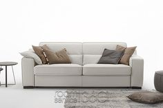 Ischia Designer Sleeper Sofa by Gamma International Sleeper Sofa Mattress, 3 Seat Sofa Bed, Sectional Sleeper Sofa, Sofa Bed Sectionals, Small Sectional Couch, Contemporary Sleeper Sofas, Modern Sleeper Sofa, Leather Sofa Bed, Modern Leather Sofa