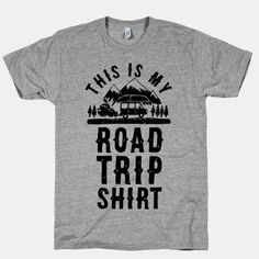 Check one off your bucket list and work off that winter wanderlust by heading out on a weekend roadtrip!  Perfect to wear on your next vacation with family or friends.   Free U.S. shipping on orders over $50.