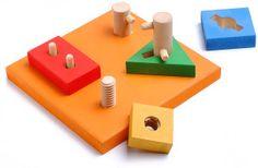 juguete didactico de madera
