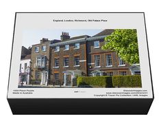 1000 Piece Jigsaw Puzzle. England, London, Richmond, Old Palace Place. . Image supplied by AWL Images London England, Photo Wall Art, Palace, Photo Gifts, Polaroid Film, Australia, 500 Piece Jigsaw Puzzles, Prints, Mansions