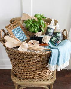 Housewarming basket - House Seven