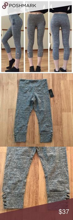 Ships today! New Calvin Klein Gray Legging✨ ⚜️I love receiving offers through the offer button!⚜️ Brand new condition, as seen in pictures! Fast same or next day shipping!📨 Open to offers but I don't negotiate in the comments so please use the offer button😊 Check out the rest of my closet for more Adidas, Lululemon, Tory Burch, Urban Outfitters, Free People, Anthropologie, Topshop, Asos, Revolve, Zara, and American Apparel! 1.9.53 New Calvin Klein Gray Strappy Legging Size S✨ Calvin Klein…