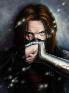 Winter Soldier - Captain America: The Winter Soldier by lintares