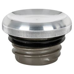 Lowbrow Customs aluminum cap
