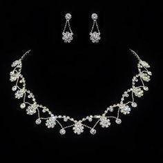"""ESPACE"" parure bijoux"