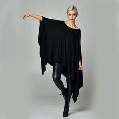 2015-Damen-sexy-lose-Festkleider-Abendkleid-Sommerkleid-kleid-Plus-Groesse-36-46