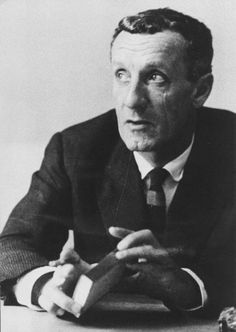 Maurice Merleau-Ponty (1908-1961), French philosopher