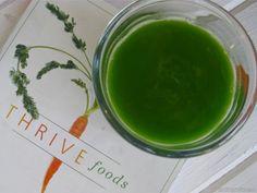 Brendan Brazier's Inflammation Reducing Pre Workout Green Juice