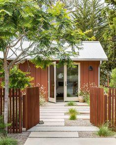 midcentury single family residence