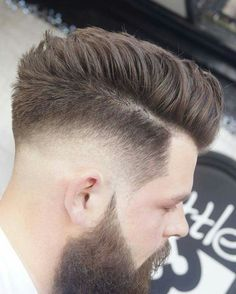 Styles To Go Mens Hairstyles Fade, Undercut Hairstyles, Men's Hairstyle, Teen Guy Fashion, Mens Fashion, Short Hair Cuts, Short Hair Styles, Try Different Hairstyles, Undercut Long Hair