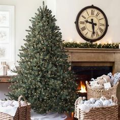 3-balsam-hill-blue-spruce-6-5-feet-clear-lights-artificial-christmas-tree