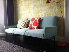Vintage 1950's Sofa