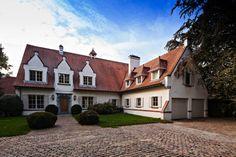 Villa landelijke stijl | house designs | dream homes | dreamy houses | droomhuis | Hoog.design