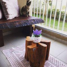 #MadeiraGuarantã #Decoração #Varanda #MesaDeCentro #TroncoDeMadeira #WoodFurniture #Furniture #Moveis #MoveisDeMadeira #BancoDeMadeira #Rustico #BancoRustico #Madeira Macica #DesignInteriores #Sustentavel #MadeiraOrganica #ArboREAL #AmbienteDecorado