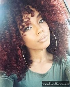 The emulated crochet braid styles on black women – be the superstar