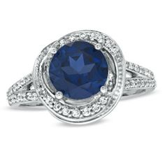 every girl needs a sapphire