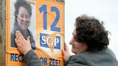 Lilian Janse is lijsttrekker van de SGP in Vlissingen. Vlissingen mag kiezen uit drie SGP-vrouwen