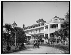 Ormond Hotel Beach Florida Old Beaches Daytona Sad