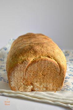 Pan de Molde Integral de Avena Empanadas, Deli, Healthy Life, Food And Drink, Cooking Recipes, Bread, Relleno, Gluten, Chickpeas