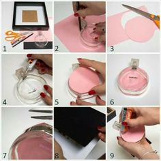 <3 Upcycle, Beauty, Diy Ideas, Blog, Ideas, Reuse Jars, Perfume Bottles, Picture Walls, Recycling