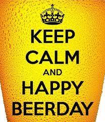 Resultado de imagen para happy beerday