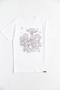 Deter Mushroom Tee