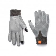 Logan Wales Grey Gloves