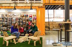 Pin for Later: These Workplaces Welcome Employees' Dogs and Are the Greatest Places Ever Kurgo