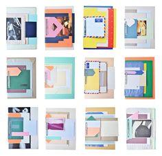 ruammit book by Nitchtida Vongsatidporn, via Behance