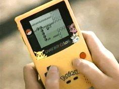 Game boy Pokemon special edition.